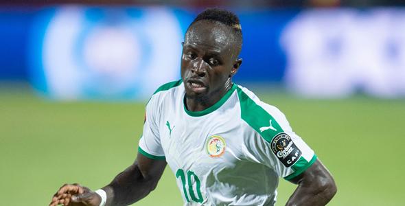 攻擊手萨迪奥·马内是塞內加爾陣中頭號球星。