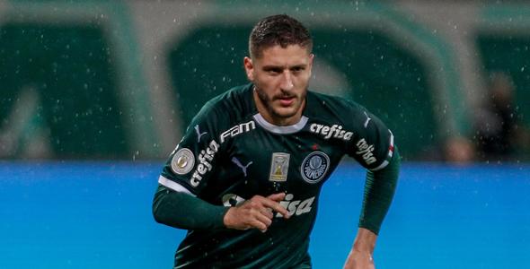 帕尔梅拉斯中場Z.拉菲爾上场巴西盃攻入全場唯一进球。