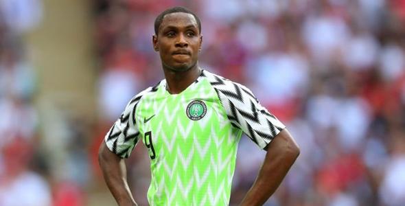 前锋伊戈哈洛是時候要為尼日利亞挺身而出。
